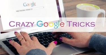 cool google tricks