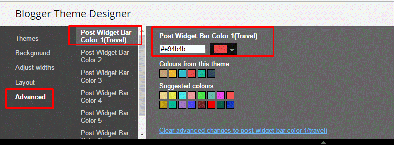professtional theme customization 6