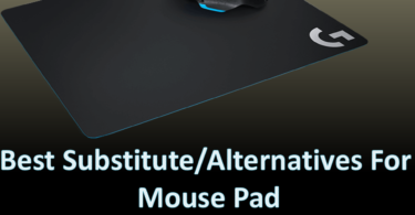 Best Substitute Alternatives For Mouse Pad