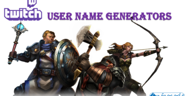 Top 10 Twitch Name Generators Free