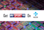 get skysports on kodi