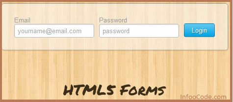 HTML5 Form