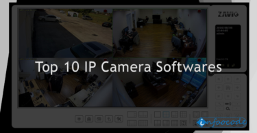 ip camera softwares