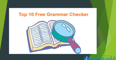 Grammer checkers