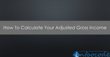 How To Calculate Your Adjusted Gross Income