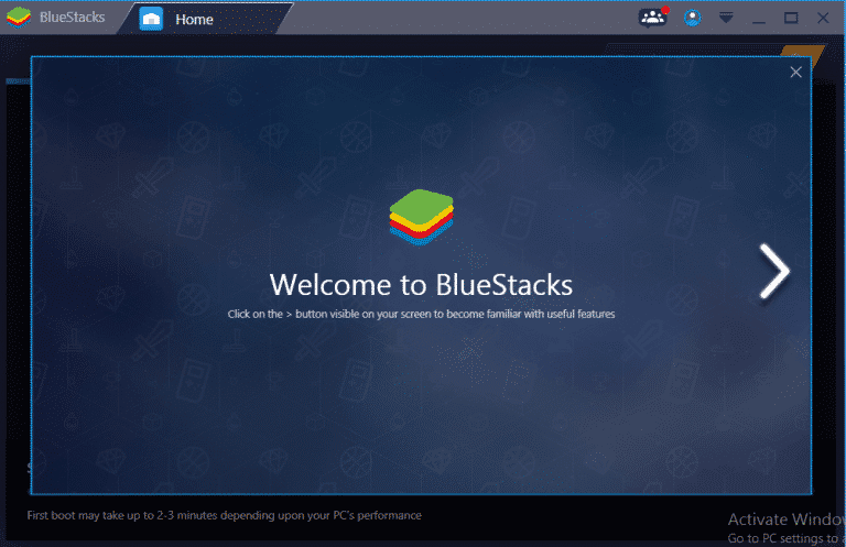 Tez App for PC bluestacks