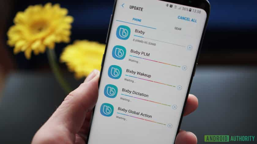 Siri for Android Samsung-Bixby