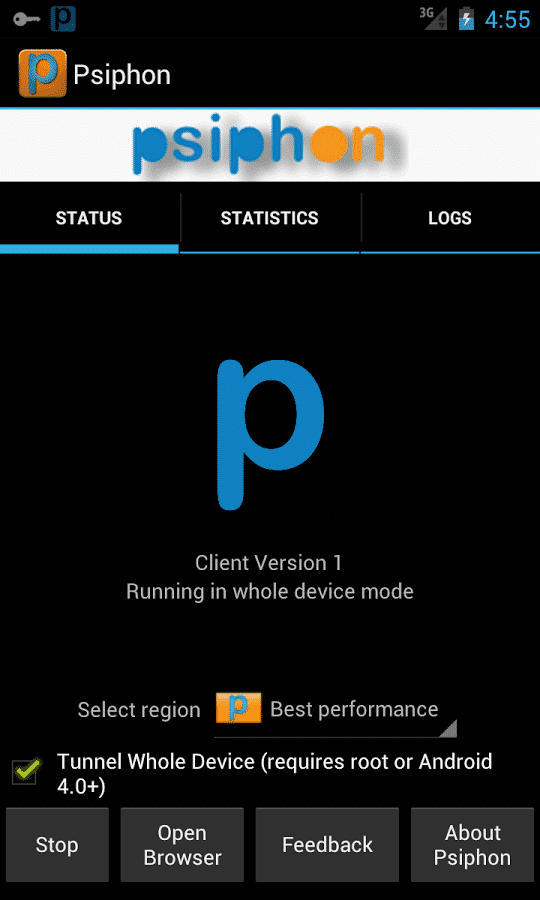 psiphon-android