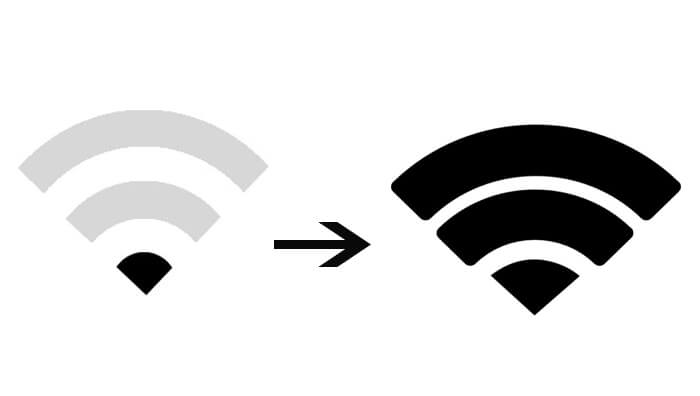 fix wifi signals