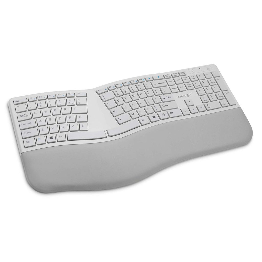 Kensington Pro Fit Ergonomic Wireless Keyboard - best ergonomic keyboards